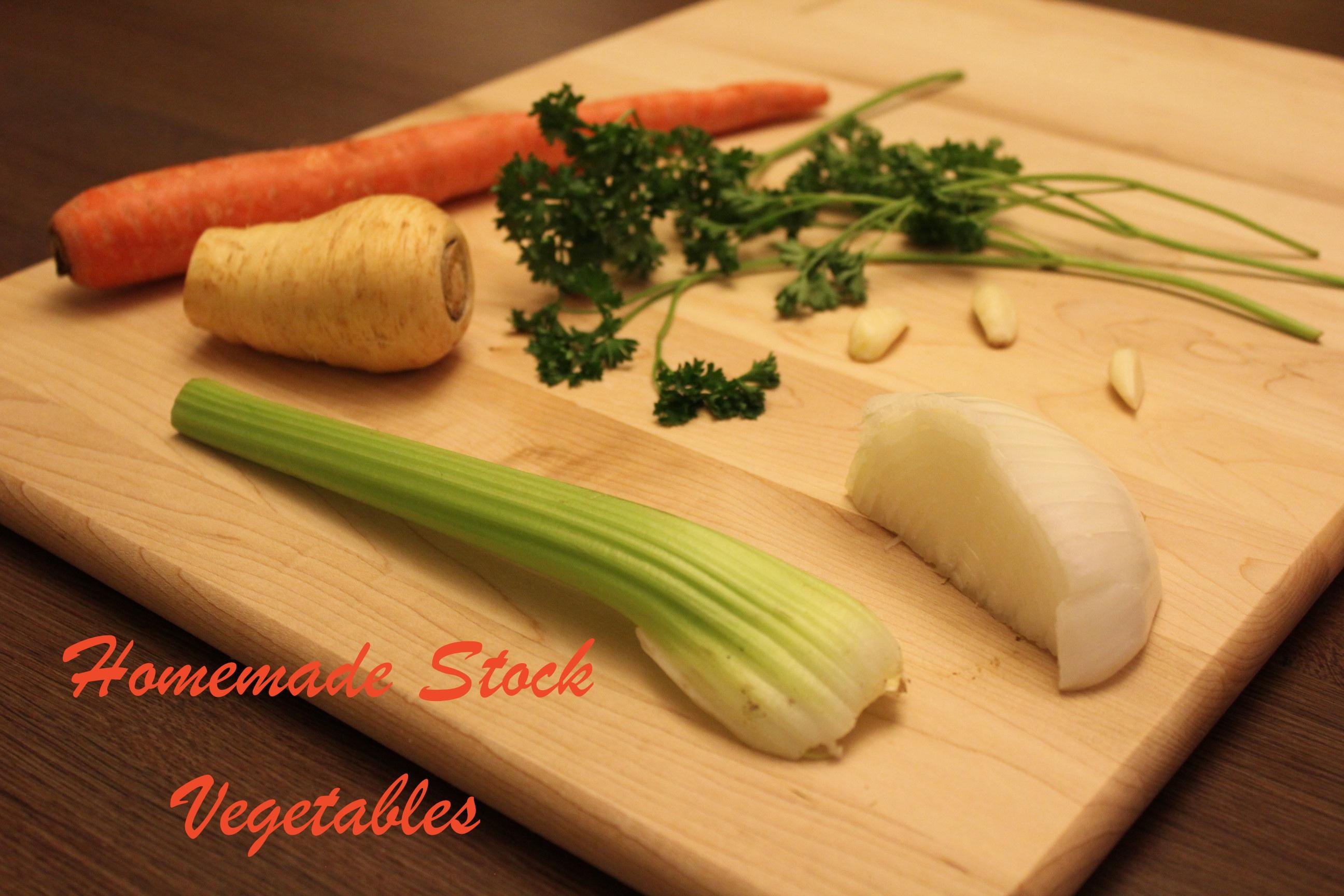 Crock Pot Chicken AND Chicken Bone Stock