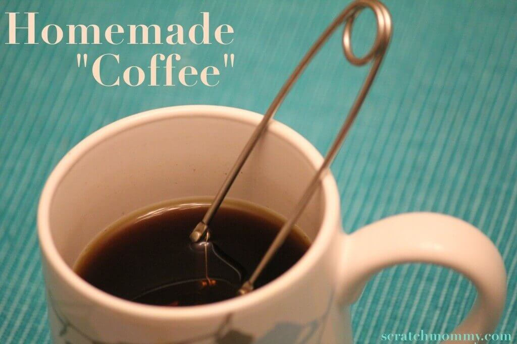 "Homemade ""Coffee"" - A great alternative for regular coffee!"
