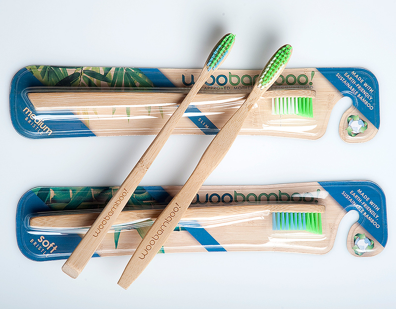 WooBamboo! Toothbrushes For The Environment AND Your Health!