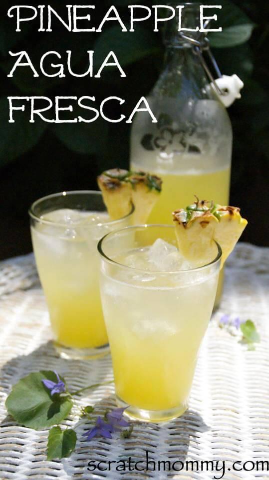 Pineapple-Agua-Fresca-A-Delicious-Summertime-Drink-Recipe