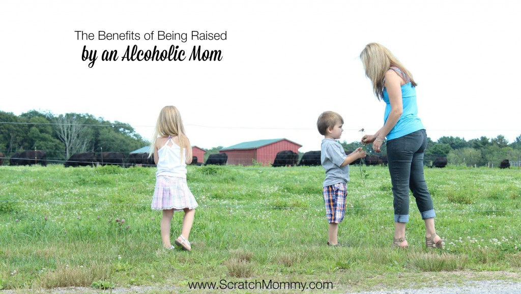Being raised by an alcoholic parent is not easy. This is a story of a woman who decided to turn her life around and find the benefits out of her experience so she can raise her children right.