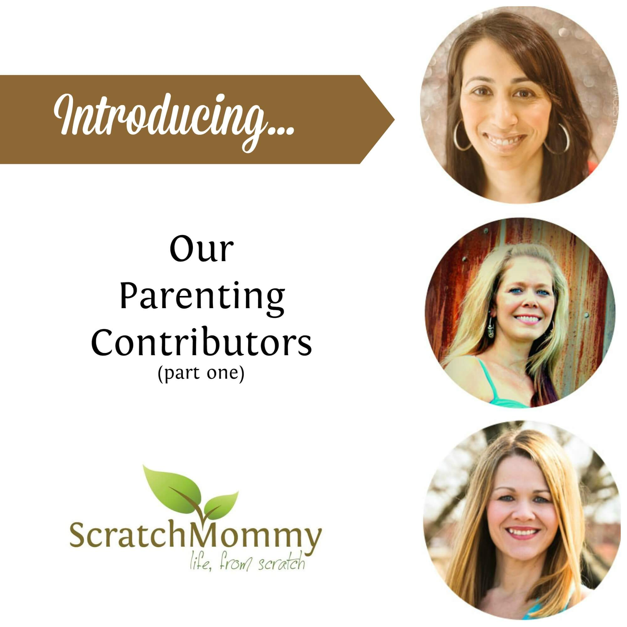 Parenting Contributors on ScratchMommy.com