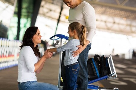 Salma shares pointers for how to prepare you and your family for your first trip away from the kids; how to deal with anxiety (yours and theirs)!