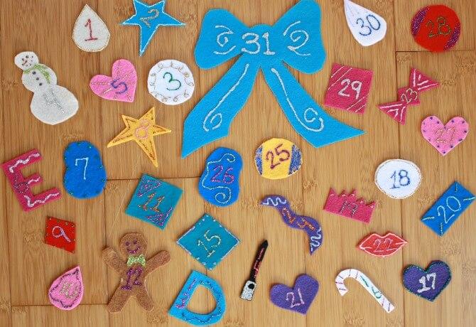 How to create a DIY New Year Countdown Calendar (Plus Bonus!) on Scratch Mommy