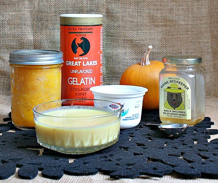 Scratch Mommy brings you another all natural beauty product to make at home. This DIY Pumpkin Honey Gelatin Hair Mask Treatment is great for dry hair.