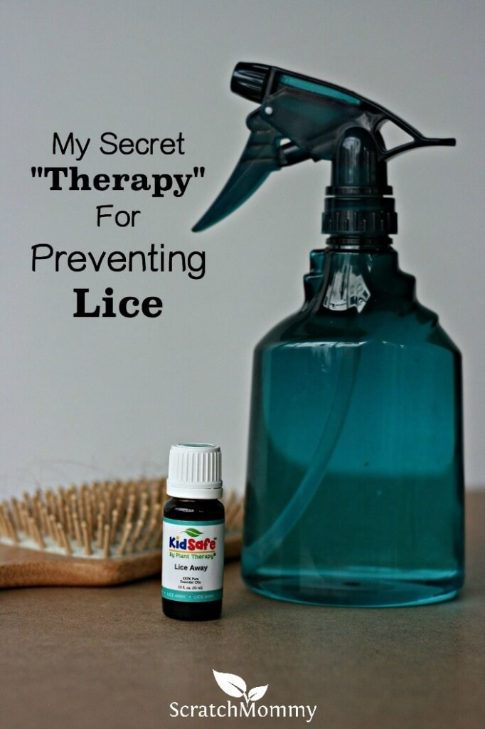 Want the secret to preventing lice? Kid safe lice away from Plant Therapy is the answer! Mix with water, spray in hair and keep lice at bay!