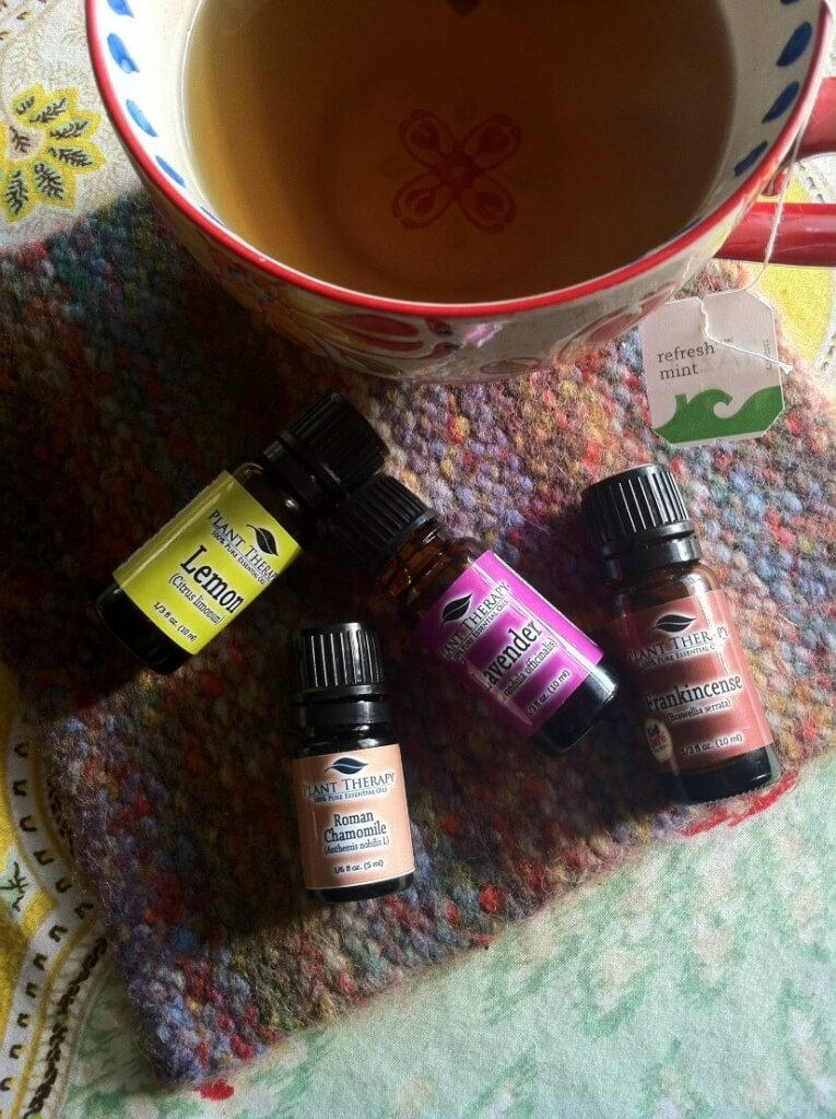 The perfect crunchy stocking stuffer for moms are essential oils; particularly lemon, lavender, chamomile, tea tree, and frankincense. Learn why here.