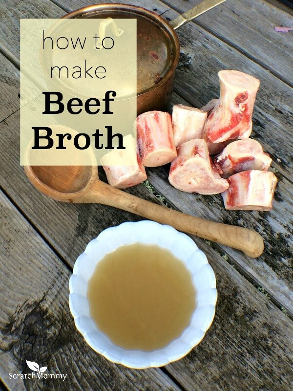 It's no secret by now that bone broth is  a miracle food. If you've never made it before, here are a few tips on how to make beef broth that tastes amazing.