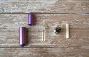 Feeling frustrated or stressed? Learn how to make essential oil blends for personal inhalers so you can inhale uplifting and calming oils using Rivertree Life's inhalers.