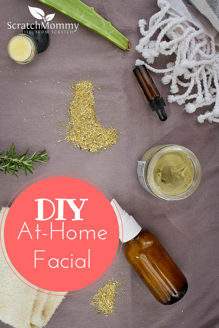 Six steps to a diy at home facial pronounce scratch mommy 6 steps to a diy at home facial for when that solutioingenieria Image collections