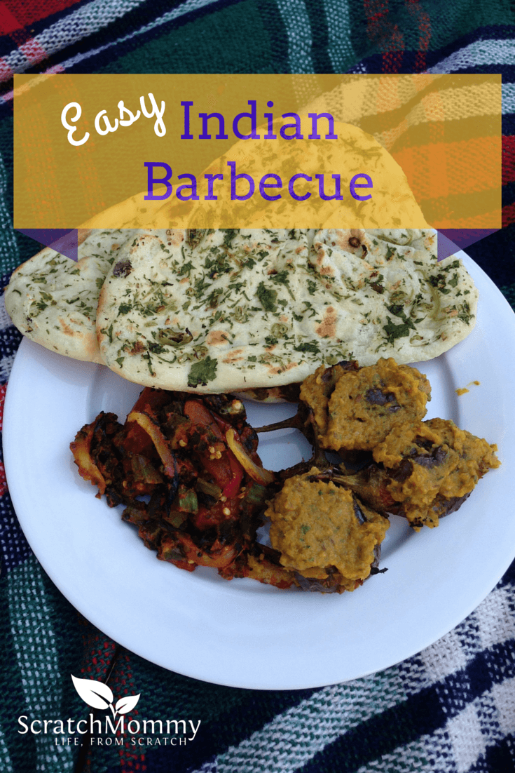 Easy indian barbecue dinner pronounce scratch mommy easy indian barbecue recipe forumfinder Images
