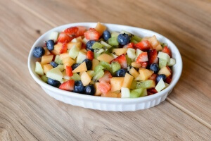 Fruit Salsa Recipe - Easy and Delicious for Hot Summer Days!