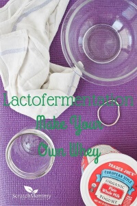 The Basics of Lactofermentation and Making Your Own Whey