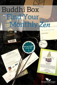 Buddhi Box Review - Find Your Monthly Zen