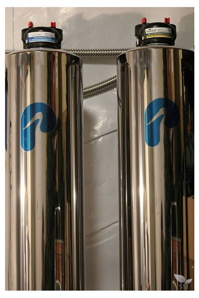 Pelican Whole House Water Filtration System - Installed Tanks - Scratch Mommy