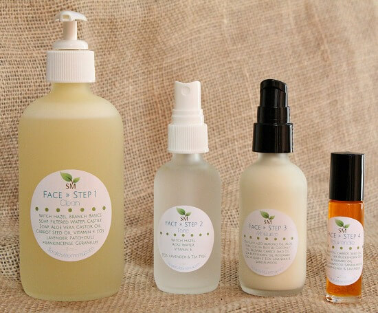 Face System - Clean, Tone, Moisturize, & Rejuvenate - Pronounce Skincare