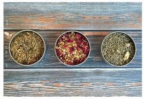 Three Herbal Facial Steam Recipes - Learn to do an herbal facial steam, which is so easy and good for any type of face! Scratch Mommy