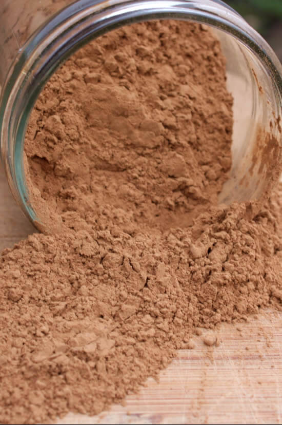 Here are 5 reasons why you should start cooking with carob powder (instead of cacao)- Scratch Mommy
