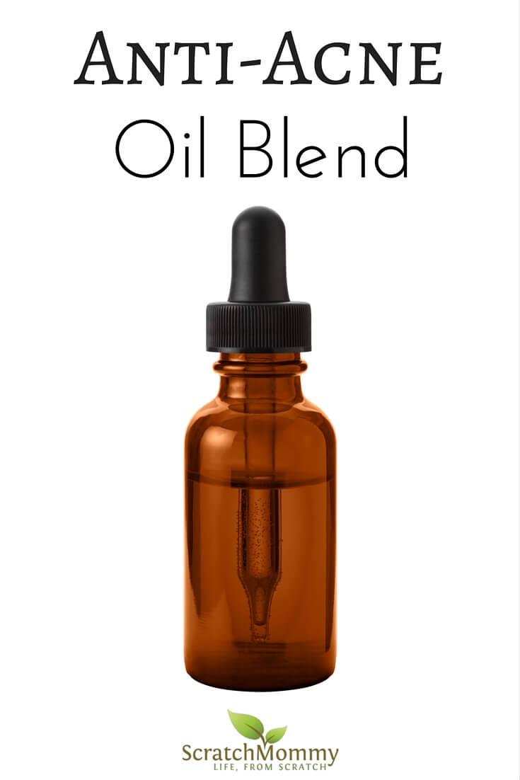 Anti-Acne Oil Blend Recipe