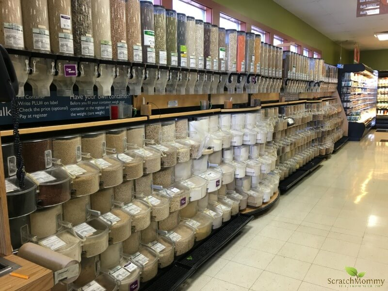 Learn how and why you should buy food in bulk- Scratch Mommy