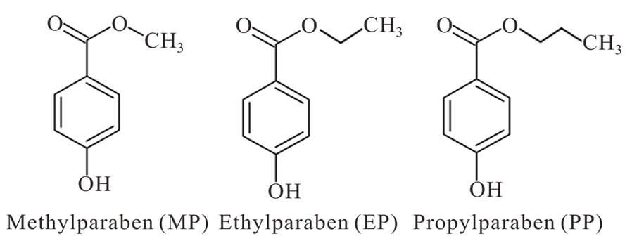 Image result for paraben jpg