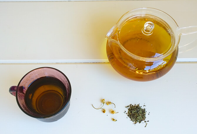 Soothing catnip herbal tea (with 3 beautiful herbs for a tasty calming tea)- Scratch Mommy