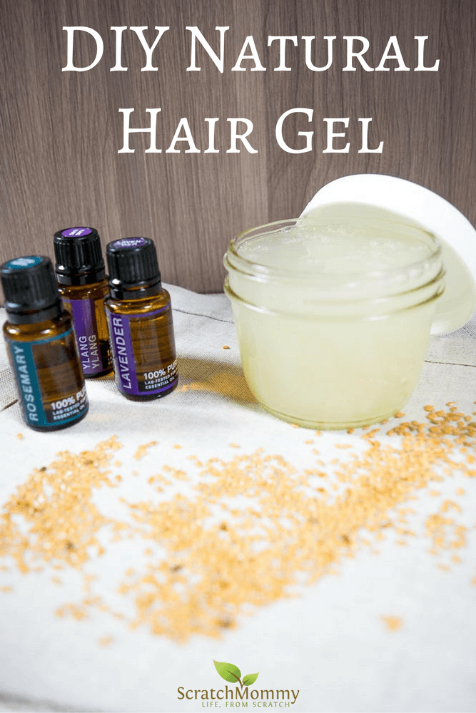 How To Make Own Natural Hair Products