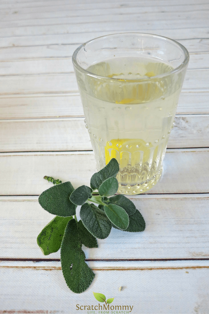Delicious DIY herbal cold care tea. Easy to source ingredients, easy to make. Boost your immune system naturally!- Scratch Mommy